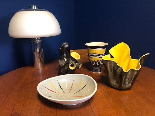 Lampe design champignon