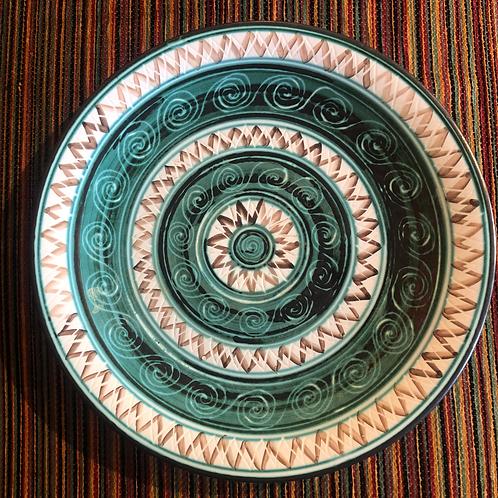 Assiette en céramique Picault