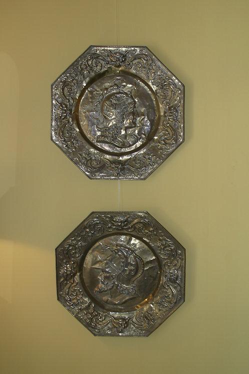 Plats décoratifs Napoléon III
