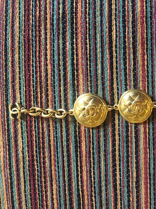 Bracelet Chanel Vintage