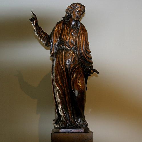 Saint en bois