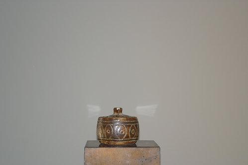 Petite boite en céramique