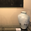 Thumbnail: Vase porcelaine Italie