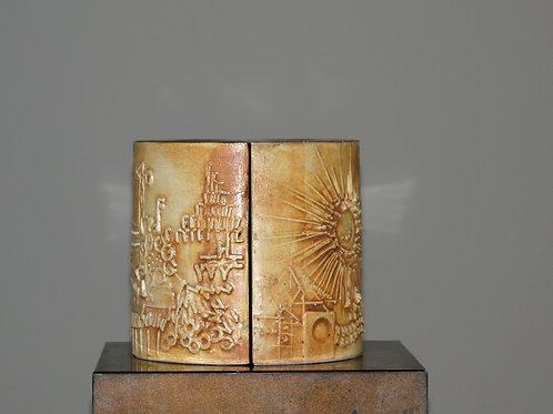 Vases en céramique Portanier
