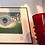 Thumbnail: Vase en verre rouge de Murano