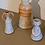 Thumbnail: Statuette femme en céramique