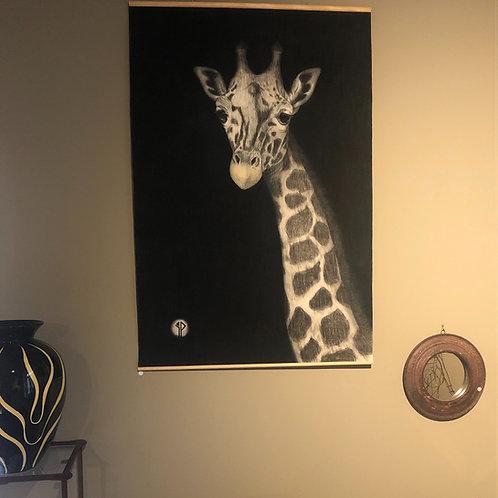 Girafe Paloma Ibañez