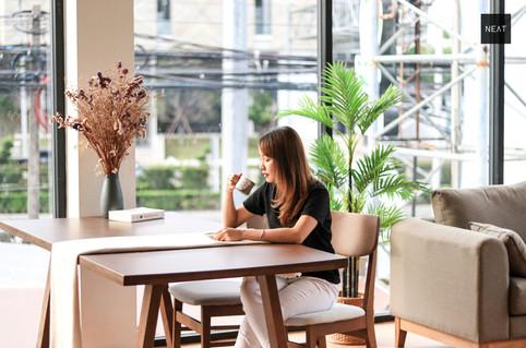 โต๊ะกินข้าว ไม้จริง