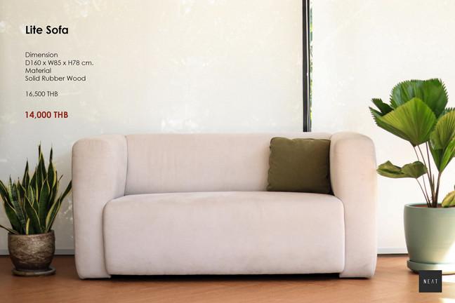 โซฟา รุ่น Lite Sofa