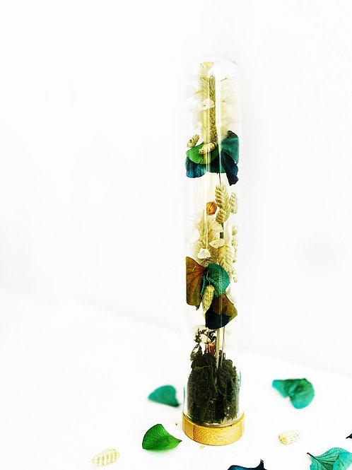Tube « Vert d'eau autour du lac »
