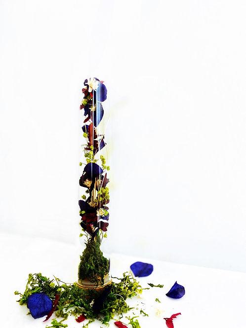 Tube « Moderne violette »