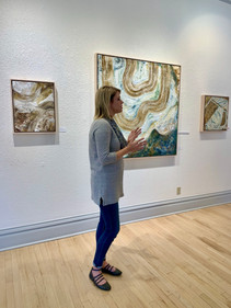 Artist Talk at the Curtis Center for the Arts