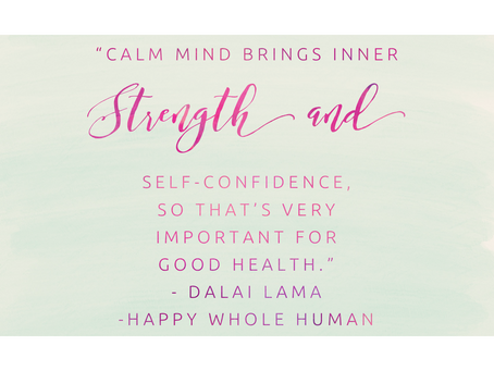 Calm Mind – Inner Strength