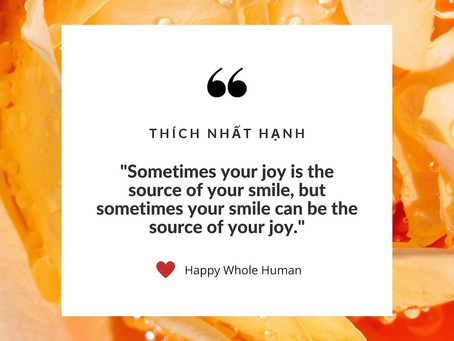 Smiling for Joy