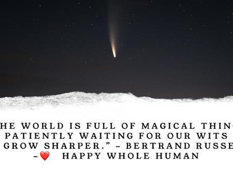 Magic Awaits