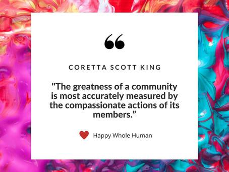 Collective Compassion