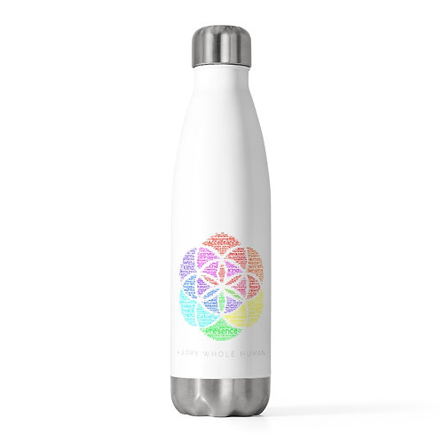HAPPY WHOLE HUMAN® 20oz Insulated Bottle