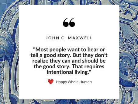 Be the Good Story