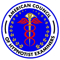American Council of Hypnotist Examiners.