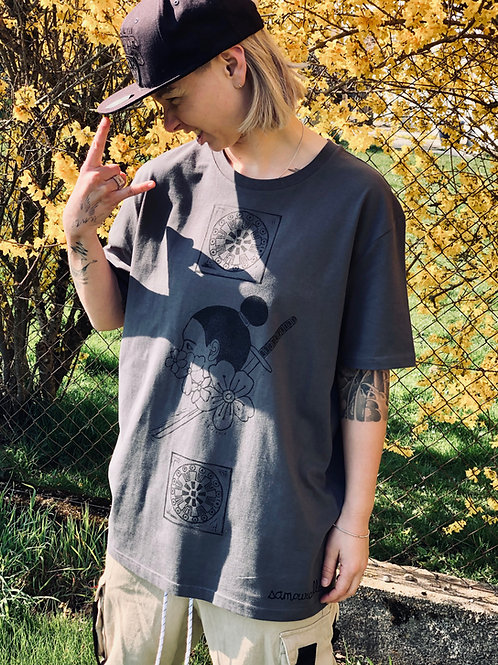 T-shirt SAMOURAILLE