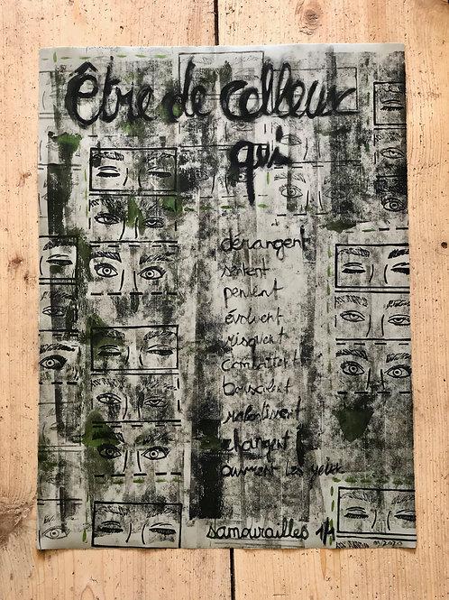 Affiche CELLEUX