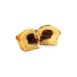 Pasticciotto Crema e Cioccolato