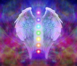 Angel-wings-chakras