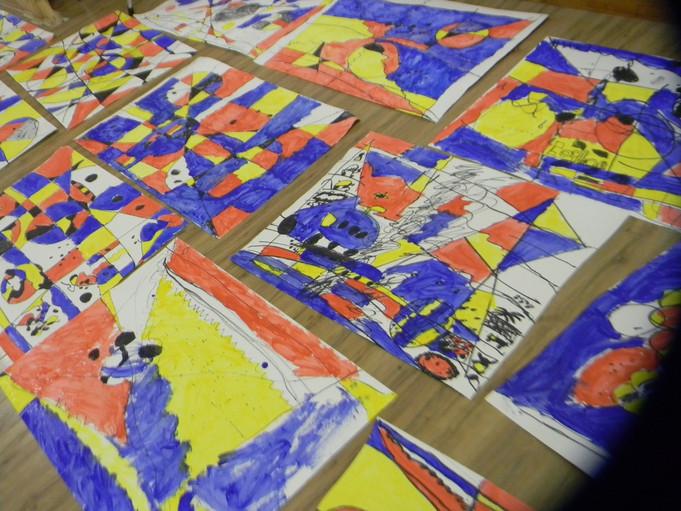 The Gusserane Art Intervention: Week 4