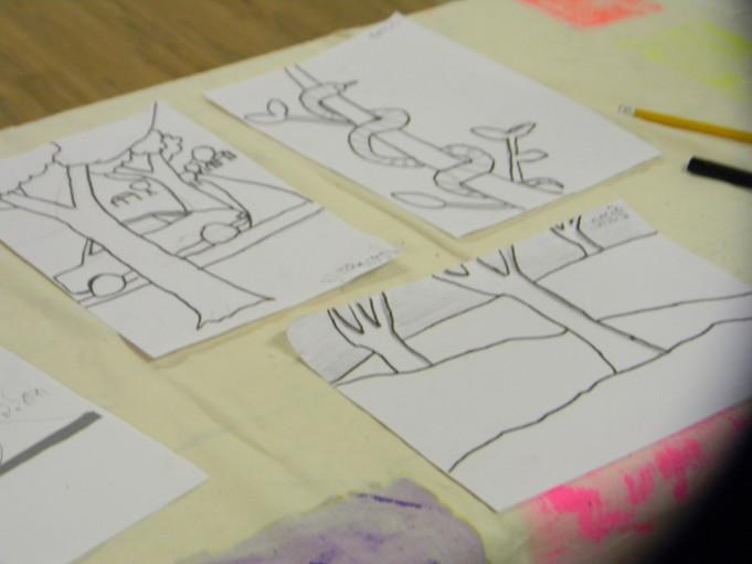 The Gusserane Art Intervention: Week 5