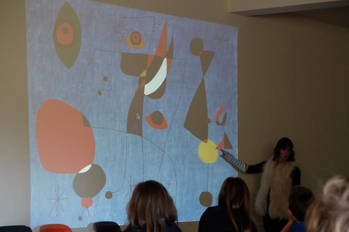 The Gusserane Art Intervention: Week 3