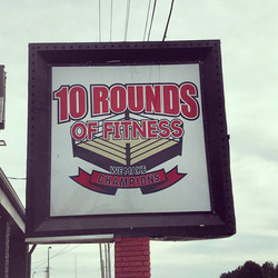 10 Rounds of Fitness Boxing