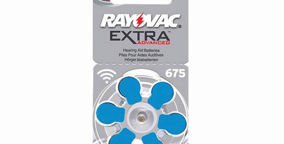 Batería para Audífono # 675 - Rayovac