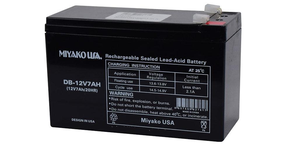 Batería Miyako - 12V 7AH