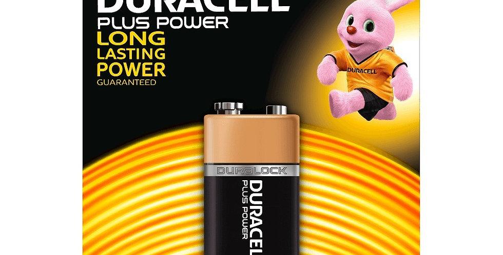 Batería Alcalina 9V Duracell