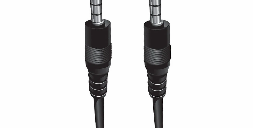 Cable de Audio 3.5 mm 1M - Argom Tech ARG-CB-0035