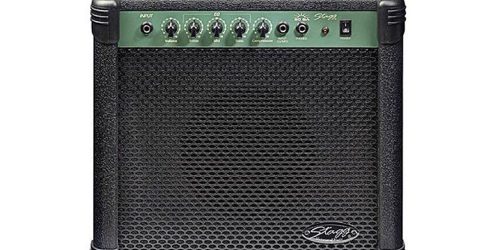 Amplificador Stagg 20 BA - Bajo