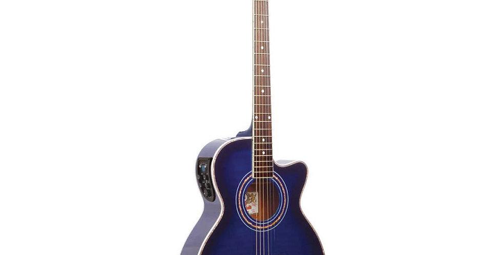 Guitarra Electroacústica Oscar Schmidt OG10CETBL