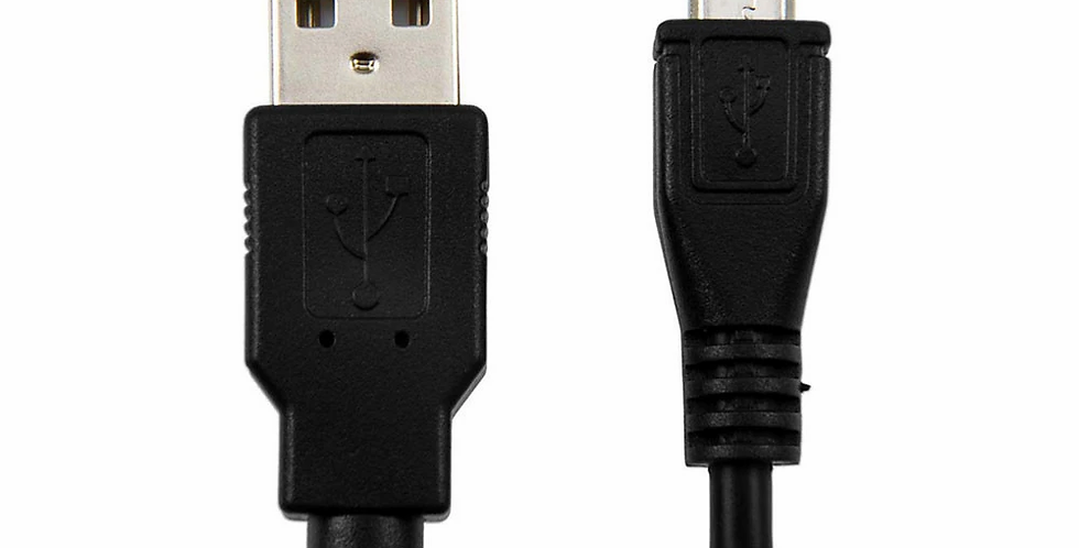 Cable Micro USB 2.0 3 M - Argom Tech ARG-CB-0044