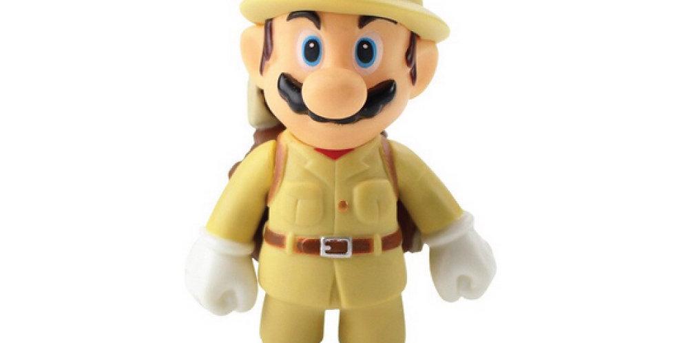 Figura Mario Bros - Mario Explorador
