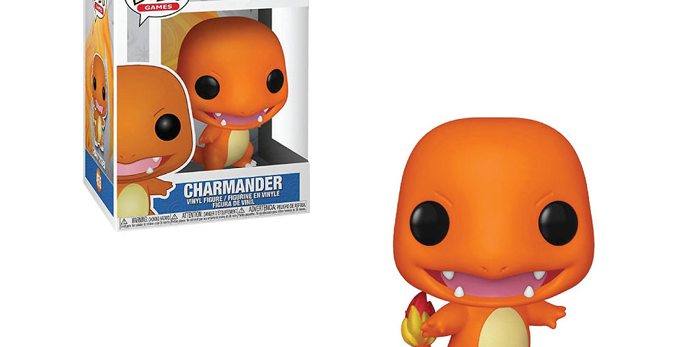 Funko Pop - Charmander - Pokemon 455