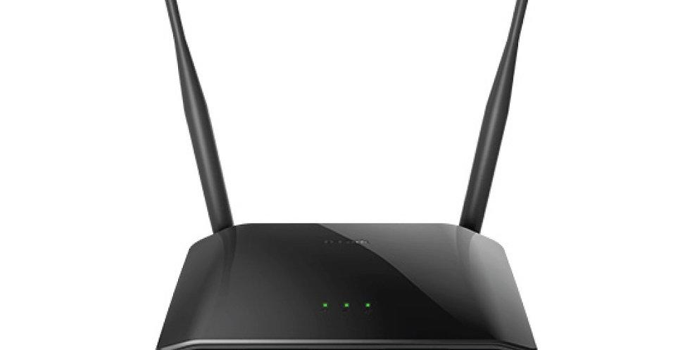 Router D-Link DIR-615 - 300Mbps