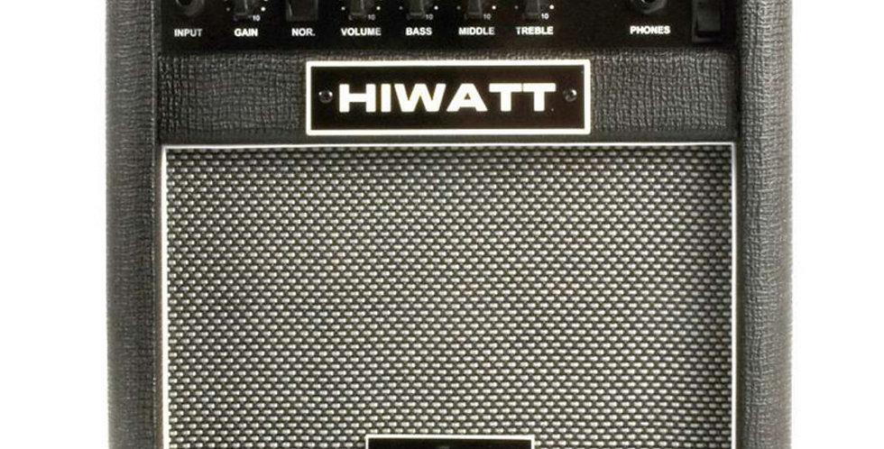 Amplificador Hiwatt G15 8R - 15 Watts Reverb