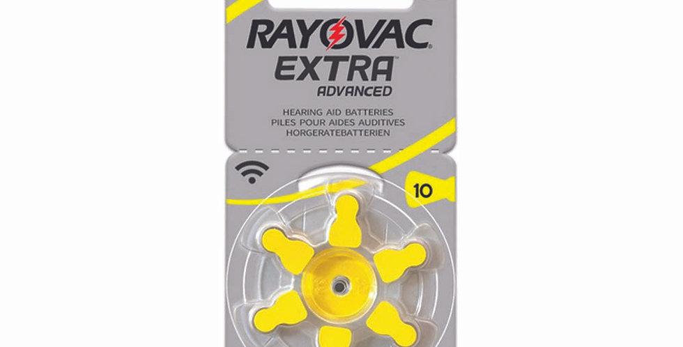 Batería para Audífono # 10 - Rayovac