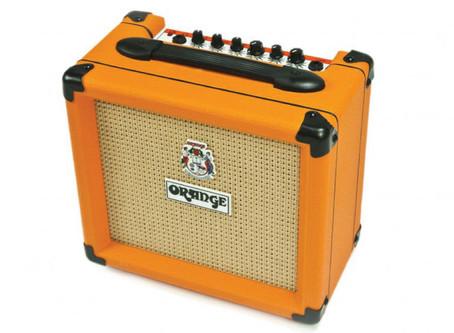 Amplificador Orange Orange Crush 12