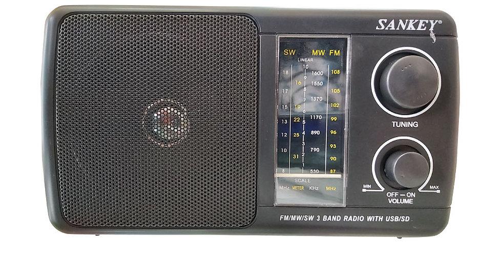 Radio Sankey R-799USB - AM/FM/USB