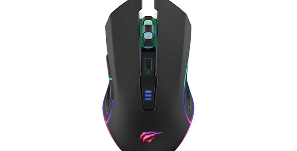 Mouse Gamer Havit MS1018 RGB