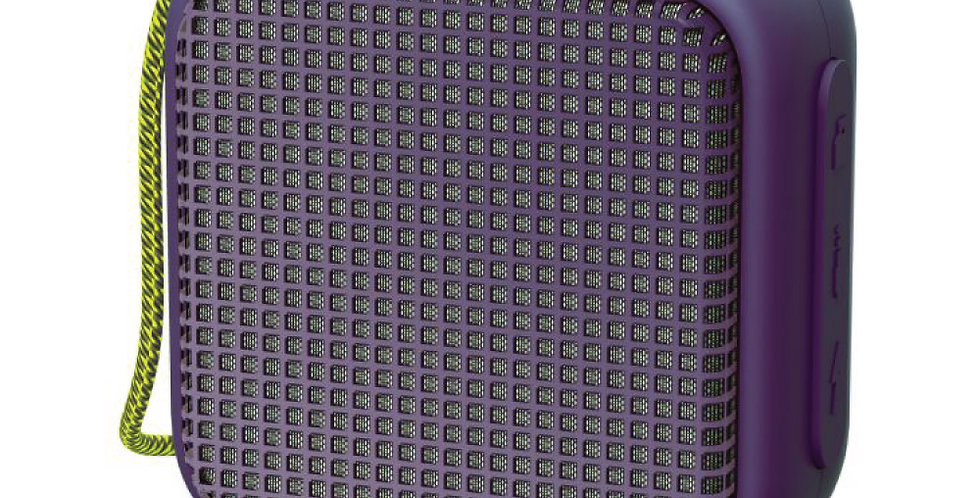 Parlante Bluetooth Energy Sistem Beat Box 2+ Lightcube Amethyst