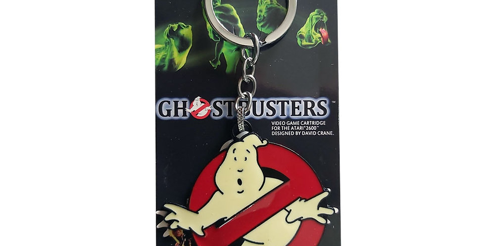 Llavero Ghostbusters (Cazafantasmas)