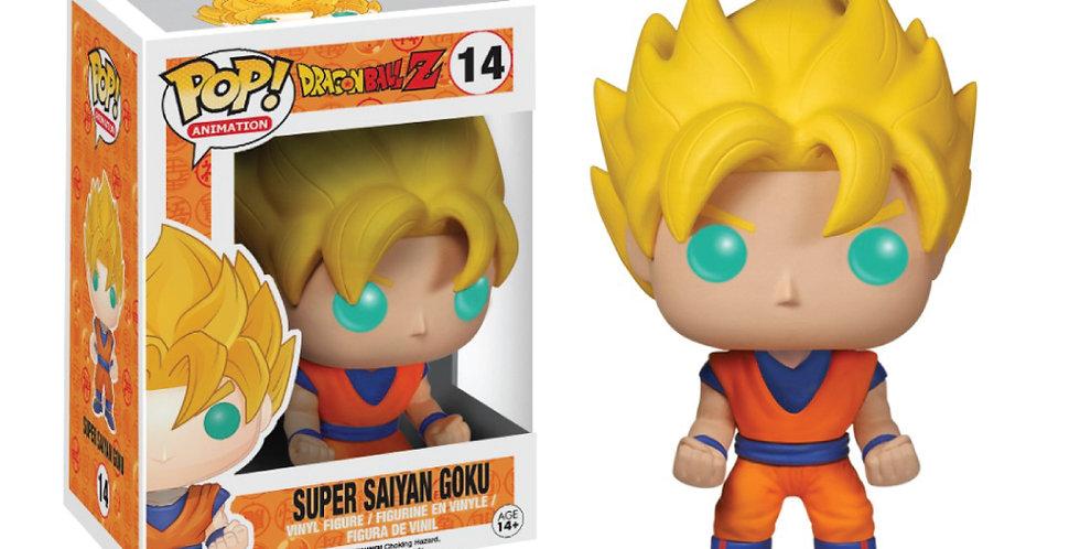 Funko Pop - Goku (Super Saiyan)