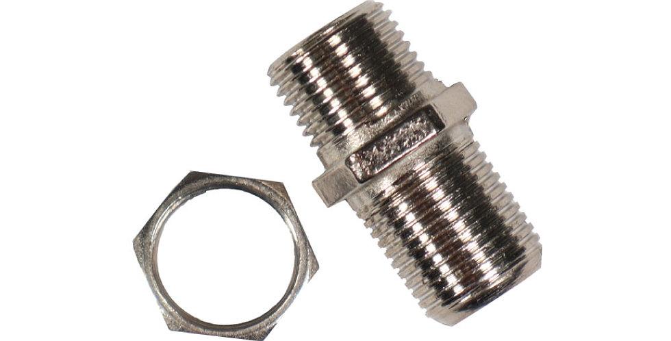 Unión Cable Coaxial RG6